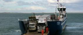 Fin del paro aduanero en Chile: fueguinos piden cruce por aguas argentinas