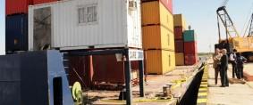 Santa Fe: Hubo récord de movimiento de contenedores en el puerto