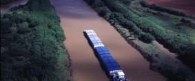 Características del Transporte Fluvial