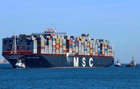 mega buques