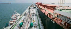 Recargo por emergencia en bunker de Maersk, CMA CGM y MSC