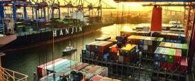 Transporte de contenedores: La tercera fase
