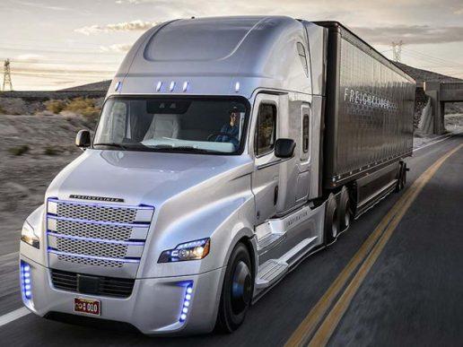 Los camiones autónomos ponen en riesgo el empleo