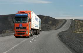 transporte logística