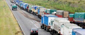 Impuestos del 40,5% en el transporte de cargas