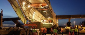 IATA: Los mercados de Carga aérea de suben fuerte