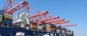 CMA CGM encargó 10 buques de 15.000 Teus
