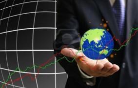 Pobre crecimiento económico regional y mundial