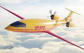 Aviones de carga eléctricos
