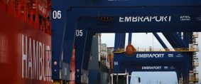 DP World adquiere el total de Embraport