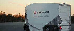 T-pod, camión autónomo y eléctrico de DB Schenker