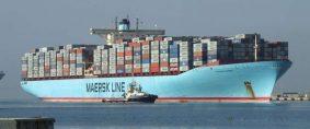 Un recorrido por el Eleonora Maersk