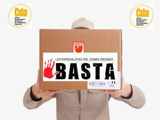 CDA: Los especialistas del comex decimos BASTA