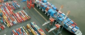 Los puertos en el nuevo contexto político internacional