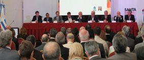 Hidrovía, seis provincias impulsan su desarrollo