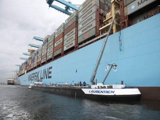 BAF. Nueva formula de ajuste de Maersk a partir de 2020