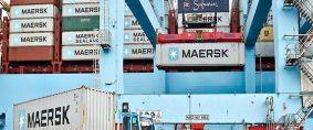 Logística de Maersk para el cono sur