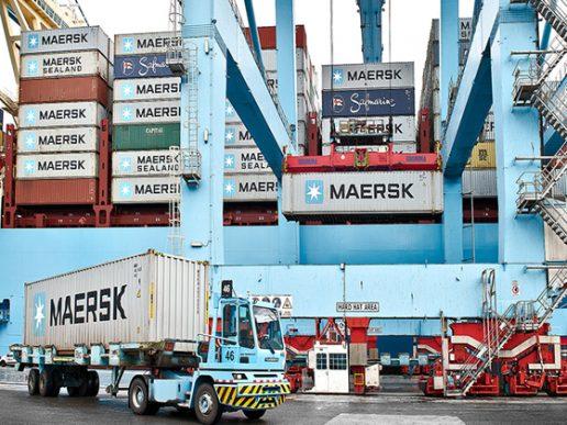 Los servicios y la logística. Claves para Maersk en 2019