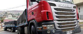 Transporte carretero, en enero subió el costo un 2,61%