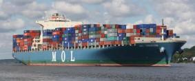 Asia-Costa Este de Suramérica, MOL abandonaría ruta
