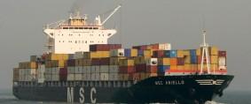 MSC retira el recargo de US$300 en la ruta Asia-Europa