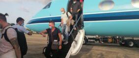 Panamá continúa con los cambios de tripulación