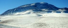 Situación muy complicada por la nieve en el Paso de Jama