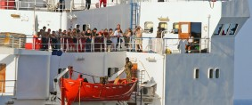 Piratería marítima en los mismos niveles que 2014