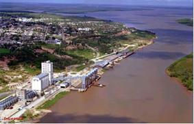 complejo portuario
