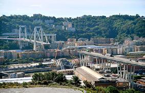 puerto de Génova