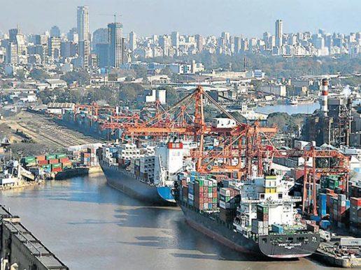 CEPAL: Movimiento de contenedores en Latinoamérica