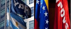 Alianza estratégica entre YPF y PDVSA