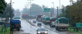 Transporte Carretero: Se definieron las nuevas restricciones vehiculares