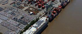Terminal Zárate y SAAM Puertos desarrollaran terminal Ro-Ro en Alabama