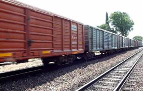 transporte ferroviario entre