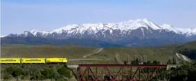 Proponen construir el Ferrocarril Transpatagónico
