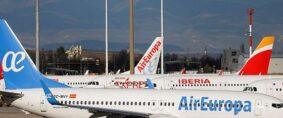 Air Europa acuerda su compra por parte de Iberia