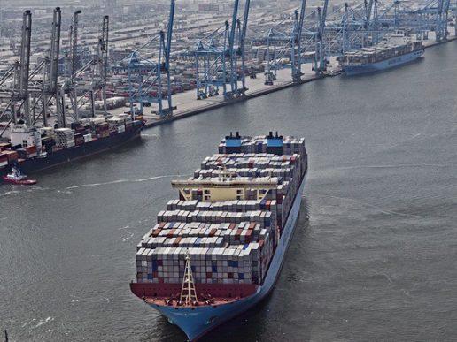 Maersk espera grandes ganancias en 2022