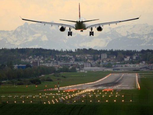 La carga aérea continua con altos niveles