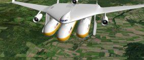 Proyecto futurista, Clip-Air, el avión modular