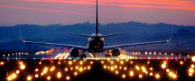 Transporte aéreo. Demanda de pasajeros casi inexistente