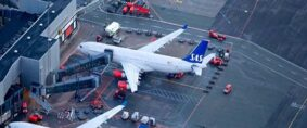 La carga aérea continuó mejorando en septiembre