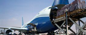 Aviones cargueros. 8.000 para transportar las vacunas