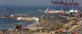 Beirut. Vuelve a operar la terminal de contenedores