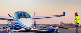 Vehículo aéreo autónomo de pasajeros de Boeing