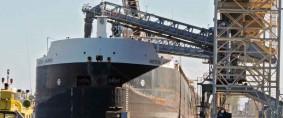 Bueno para los buques graneleros, no tanto para los exportadores de granos