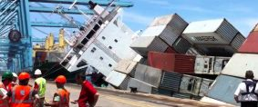 Aseguradoras preocupadas por buques y cargas