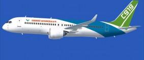 Primer avión jumbo de China debutará en 2014