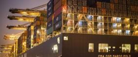 Las alianzas ahogan a los grandes puertos de EE.UU.