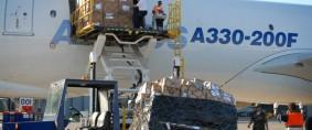 En mayo continuó la debilidad de la carga aérea mundial
